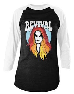 Selena Gomez Revival Shirt