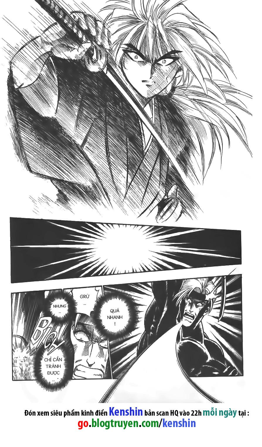 Rurouni Kenshin chap 13 trang 14