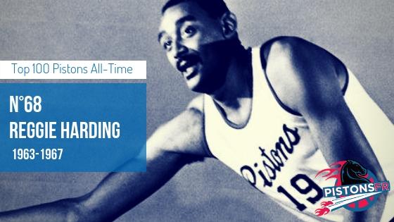 Reggie Harding | PistonsFR, actualité des Detroit Pistons en France
