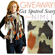 NIMLI Get Spotted Scarf Giveaway!