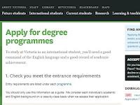 Beasiswa S1 Victoria University of Wellington di Selandia Baru