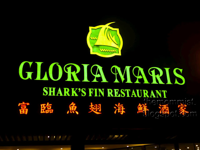 Gloria Maris Greenhills signage