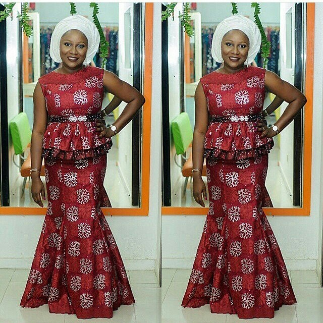 Nigerian Wedding Dress Designs: Collection Of Female Traditional Wedding/Attire In Nigeria