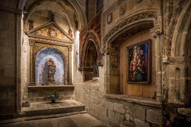 Iglesia de Santa María la Mayor :: Canon EOS5D MkIII | ISO800 | Canon 17-40@17mm | f/4.0 | 1/20s