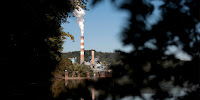 Coal Power Plant (Photo Credit: Jeff Swensen/Getty Images) Click to Enlarge.