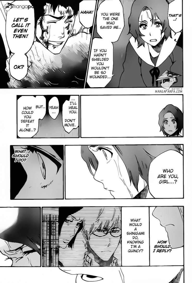 Bleach chapter 533 trang 7