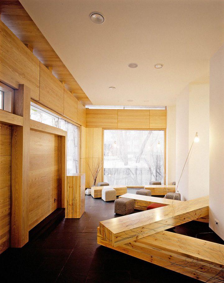 thiết kế nội thất quán cafe độc đáo 10