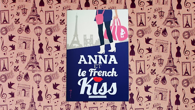 Anna et le French Kiss roman Young Adult de Stéphanie Perkins