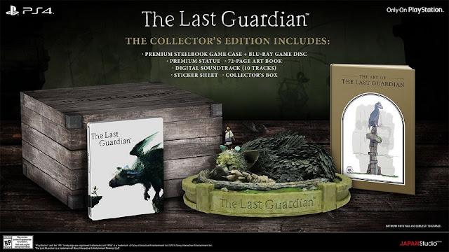 incluirá o jogo, uma caixa de metal exclusiva, um livro de 72 páginas, alguns adesivos e o protagonista do game.
