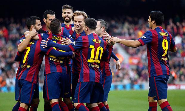 أخبار برشلونة اليوم الثلاثاء 17/10/2017 استعدادات مواجهة أولمبياكوس وتعزيز القدرات الهجومية