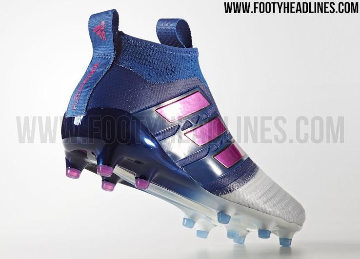 Adidas Ace 17 Purecontrol Blue Blast