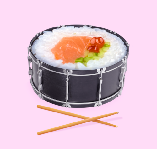"""Suchi drum"" por Paul Fuentes 