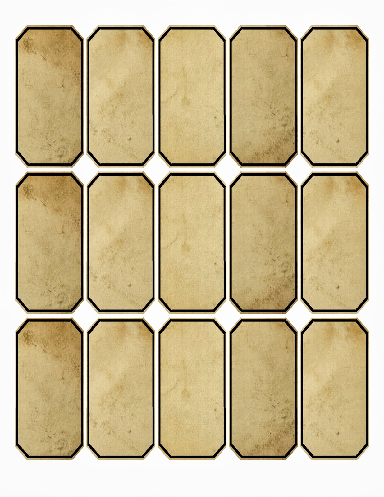 blank apothecary labels -#main