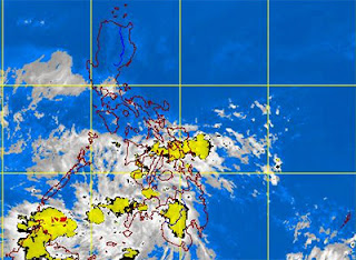 Tropical Depression Zorayda Update as of Tuesday, November 12, 2013