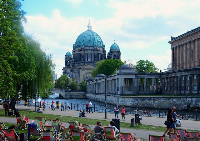 berliini museosaari