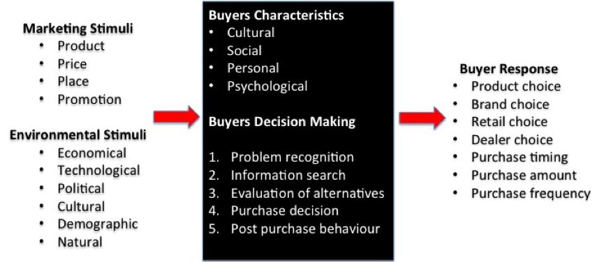 5 Factors Influencing Consumer Behaviour | Explained