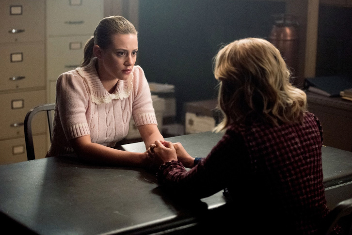 Riverdale - Episode 4.15 - To Die For - Promo, Sneak Peek, Promotional Photos + Press Release