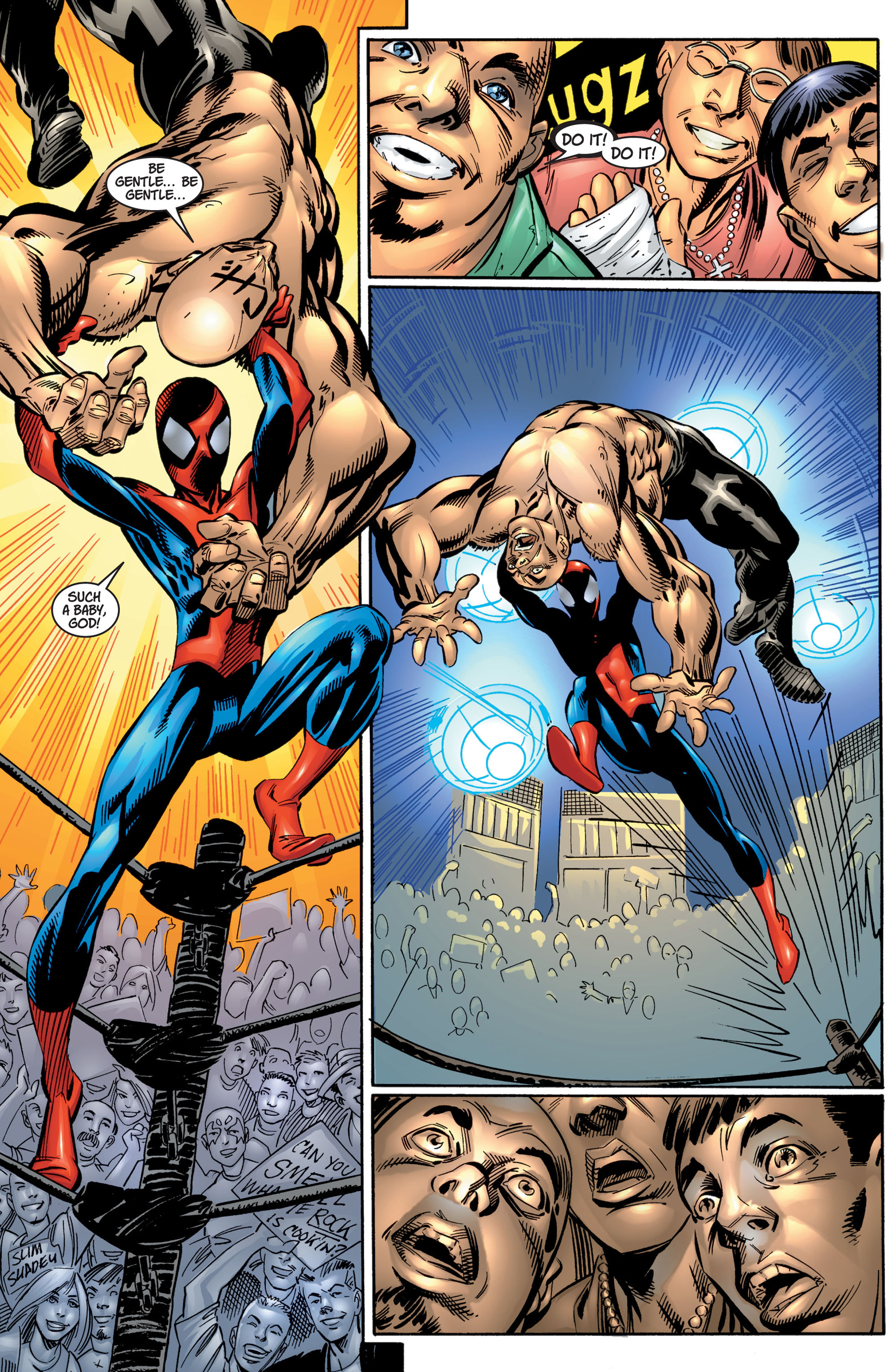 Read online Ultimate Spider-Man (2000) comic -  Issue #4 - 5