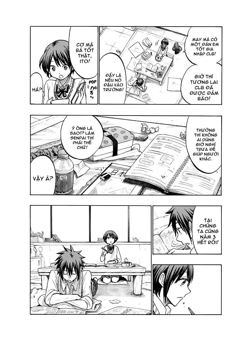 Yamada-kun to 7-nin no majo chap 194 Trang 5 - Mangak.info