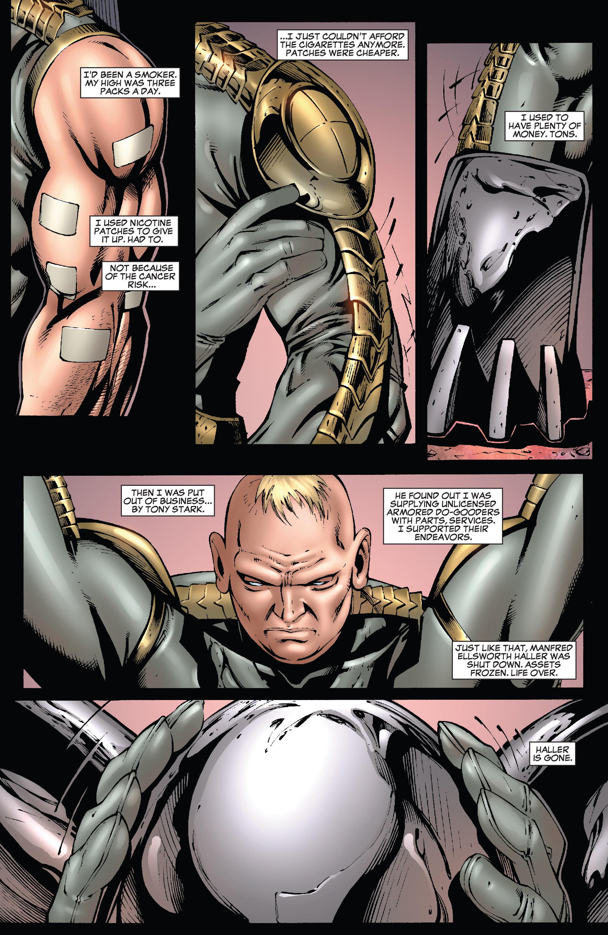 Read online She-Hulk (2005) comic -  Issue #25 - 25