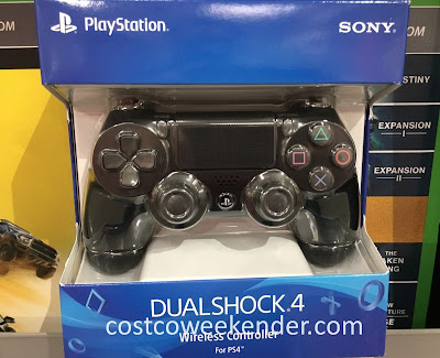 Sony PS4 Dualshock 4 Wireless Controller - revolutionary. intuitive. precise