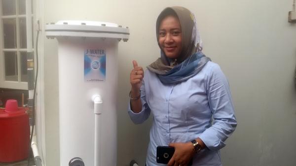 Filter Air Jurangmangu