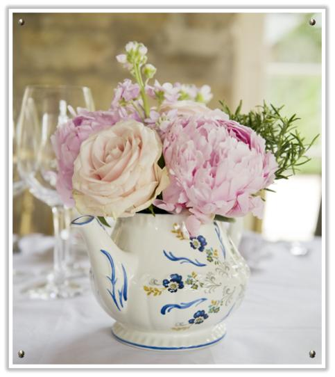 Vintage Flower Arrangements For Wedding: Mt's Blog: This Is Probably The Most Beautiful DIY Wedding