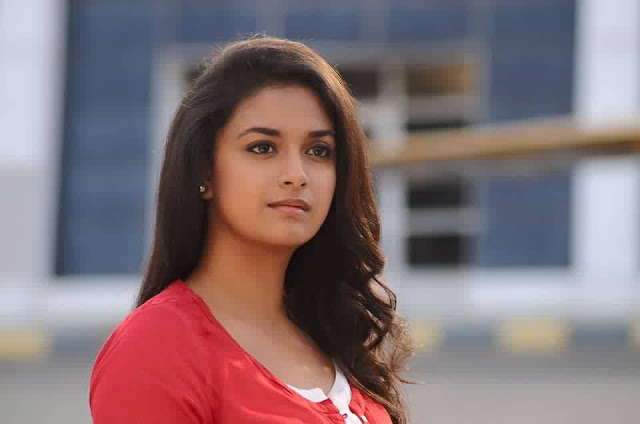 Keerthy Suresh Romantic Look