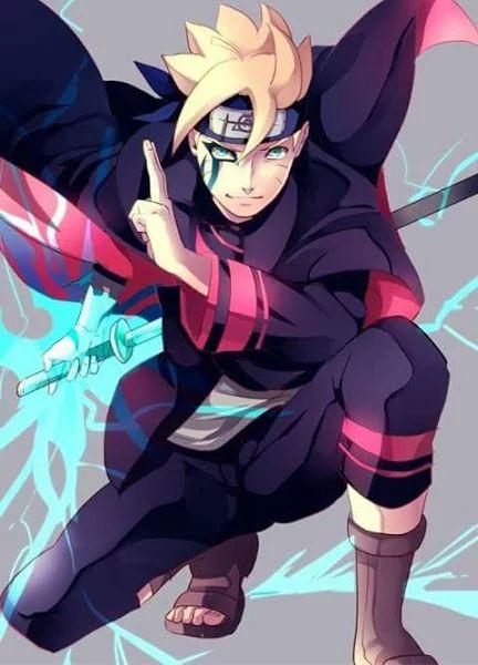 Boruto Naruto Next Generation 29 Manga