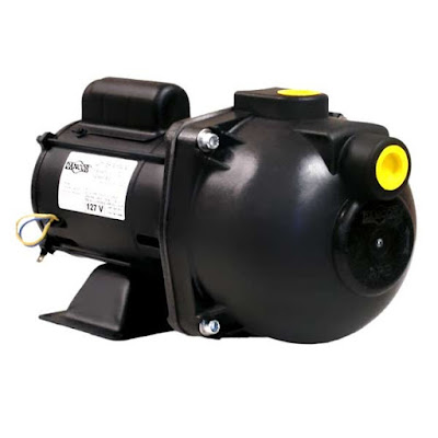 Bomba D' Água Auto - Aspirante Pratika