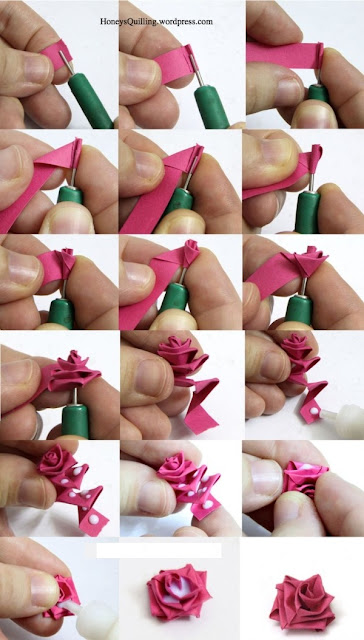 paper quilling instructions