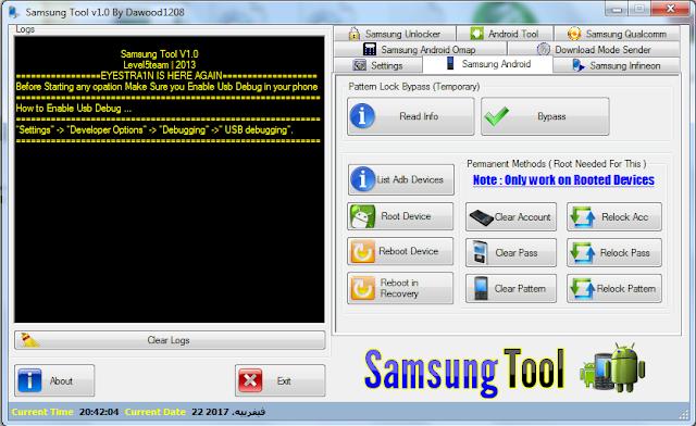 Samsung Tool