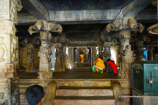 Vasantha Mantapa, Bhoga Nandeeshwara Temple, Bangalore