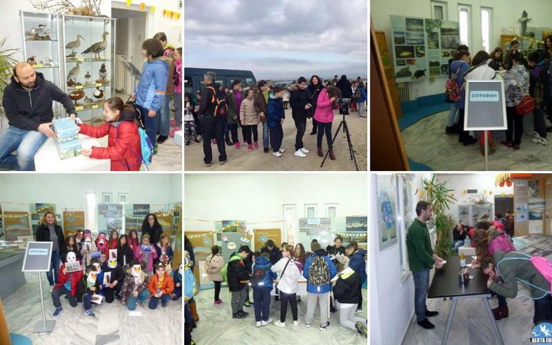 Γιορτάστηκε στο Δέλτα Έβρου η Παγκόσμια Ημέρα Υγροτόπων