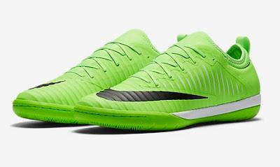review sepatu futsal Nike mercurialx Finale II