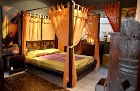 habitación estilo étnico