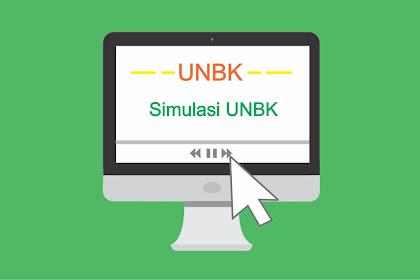 Aplikasi Simulasi UNBK Offline SMP, SMA, SMK untuk PC dan Android
