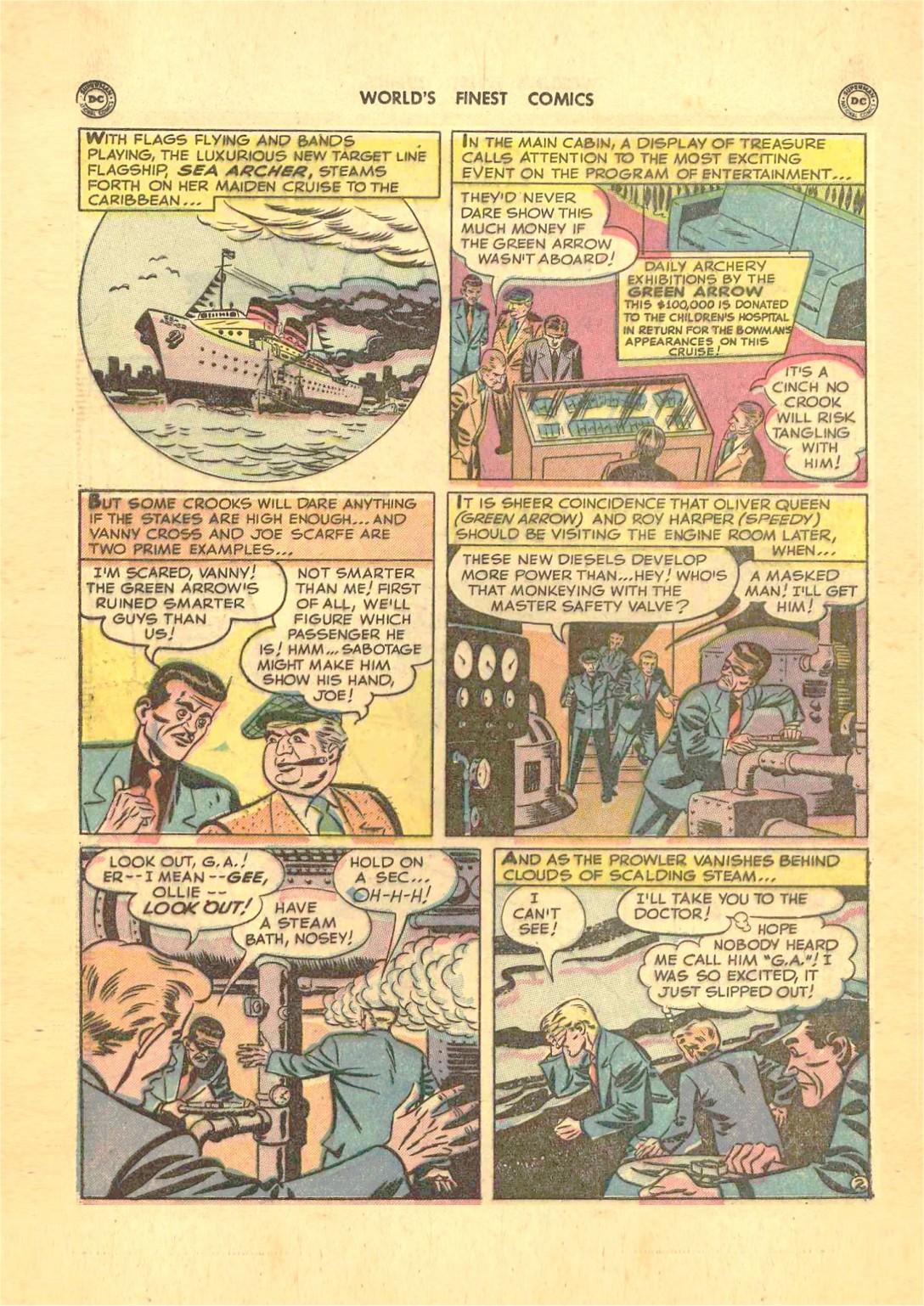 Read online World's Finest Comics comic -  Issue #50 - 18