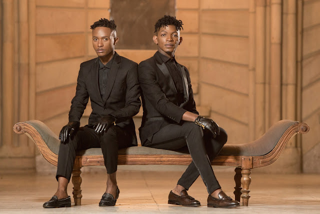 @Quiteria_George Celebrates Young Women with its #WARRIOR line #DakarFashionWeek2018