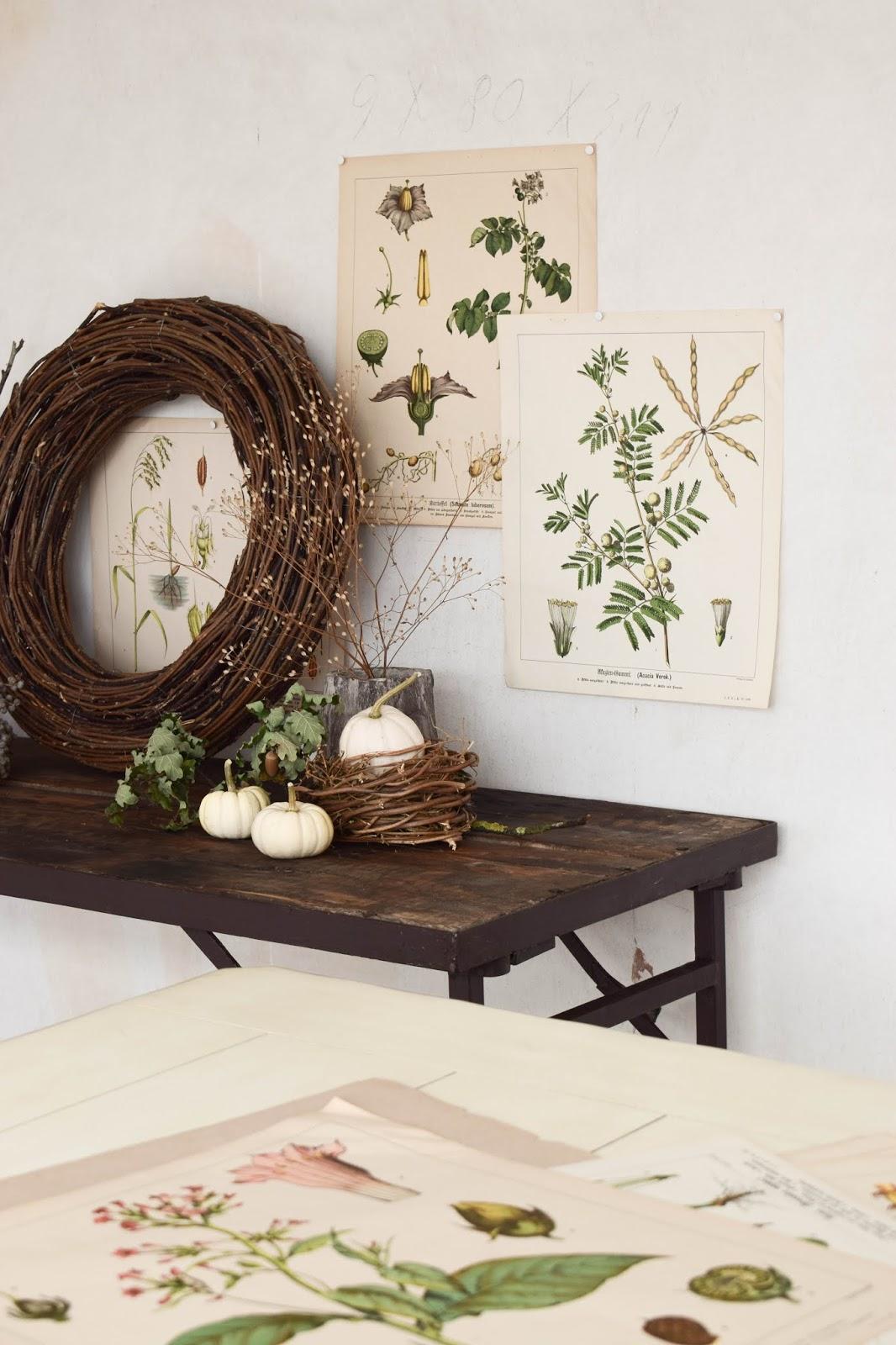 Herbstliche dekorationen f r den tisch ostseesuche com - Herbstdeko fur den tisch ...