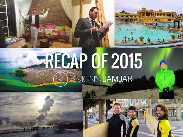 Recap Of 2015 - Simon's JamJar - Simon Heyes