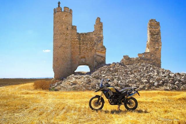 BMW F800GS: Trail Forever. Trail por las Barrancas del Burbujon