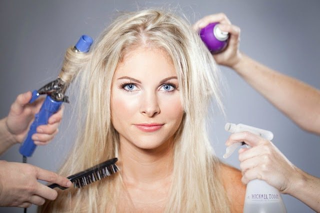 Hair products that can make your hair fuller by barbies beauty bits