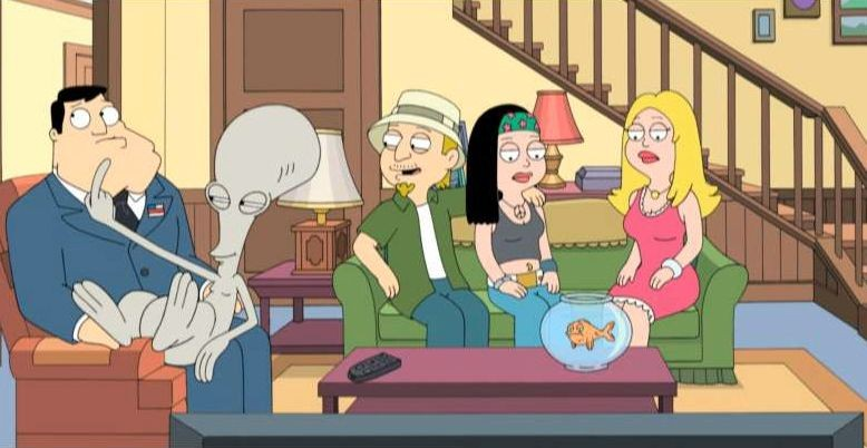American Dad - Season 9 Episode 12: Naked to the Limit, One More Time