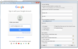 Google OAuth 2.0 voor Google account