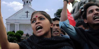 Agama Hindu, Mangsa Evangelisme Melampau