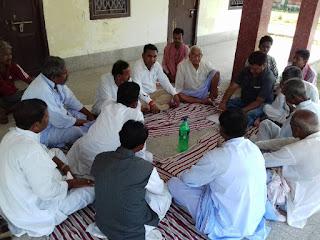 mukhiya-meeting-madhubani