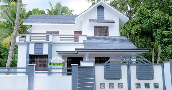 Work Completed House In 1983 Sq Ft on Home Plan And Elevation 1983 Sq Ft Kerala