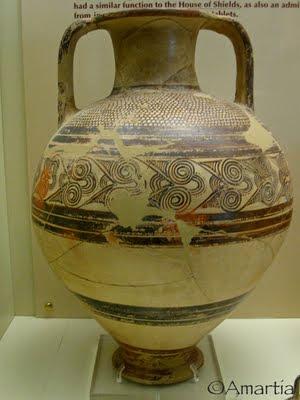 Musée de Mycènes Argoline Peloponnèse Grèce