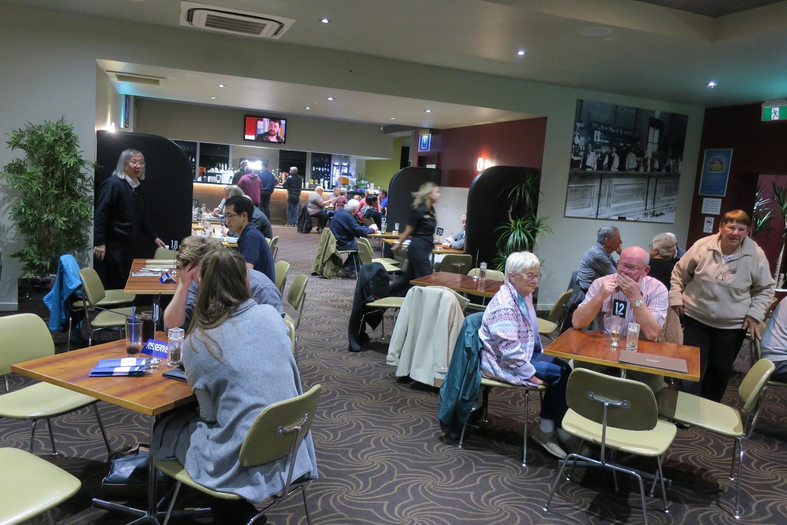 1001 Dinners 1001 Nights: The Working Man\'s Club (Mildura) 04/2017